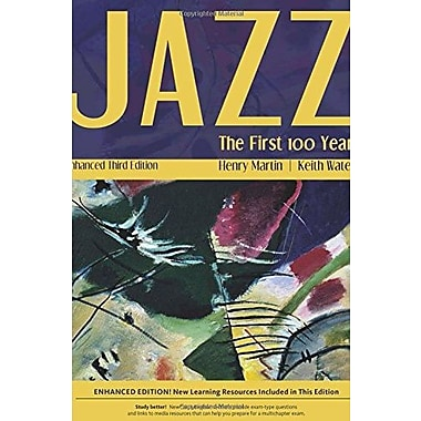 Jazz: The First 100 Years, Enhanced Media Edition (with Printed Access Card), Used Book (9781305091863)