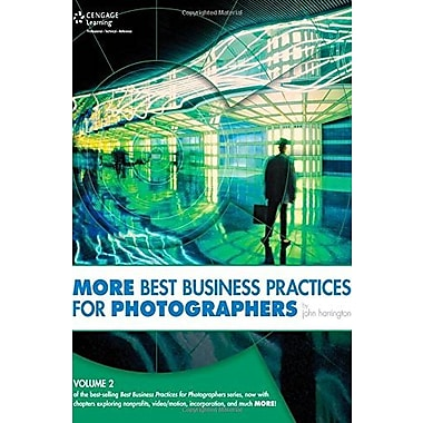 MORE Best Business Practices for Photographers, New Book (9781305094055)