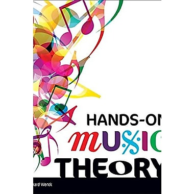 Hands-On Music Theory (9781305108943)