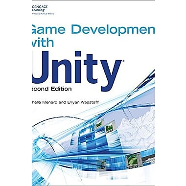 Game Development with Unity, Used Book (9781305110540)