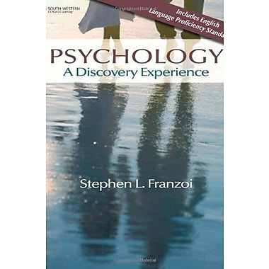 Psychology: A Discovery Experience, Copyright Update, New Book (9781305114296)