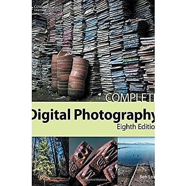 Complete Digital Photography, 8th (9781305258723)