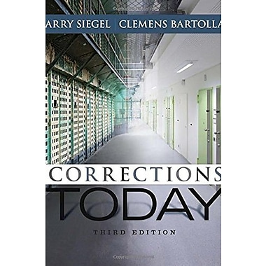 Corrections Today (9781305261082)