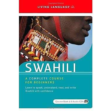 Swahili: A Complete Course for Beginners, Used Book (9781400023462)