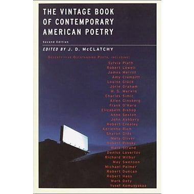 The Vintage Book of Contemporary American Poetry (9781400030934)