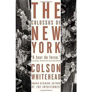 The Colossus of New York (9781400031245)