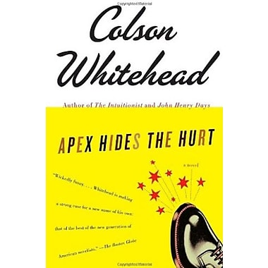 Apex Hides the Hurt: A Novel, Used Book (9781400031269)