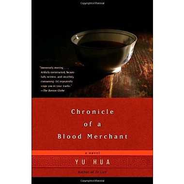 Chronicle of a Blood Merchant, Used Book (9781400031856)