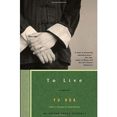 To Live: A Novel, New Book (9781400031863)