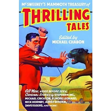 McSweeney's Mammoth Treasury of Thrilling Tales (9781400033393)