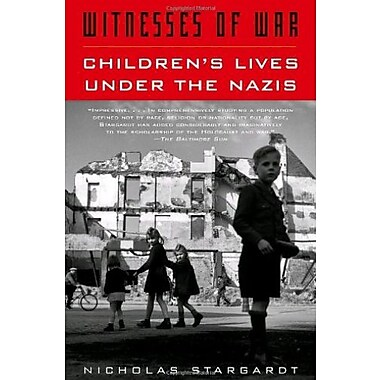 Witnesses of War: Children's Lives Under the Nazis, Used Book (9781400033799)