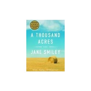A Thousand Acres: A Novel, New Book (9781400033836)