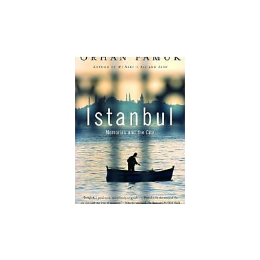 Istanbul: Memories and the City, New Book (9781400033881)