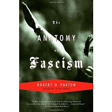 The Anatomy of Fascism (9781400033911)