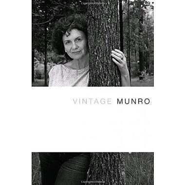 Vintage Munro, Used Book (9781400033959)