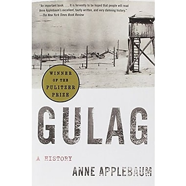 Gulag: A History, New Book (9781400034093)