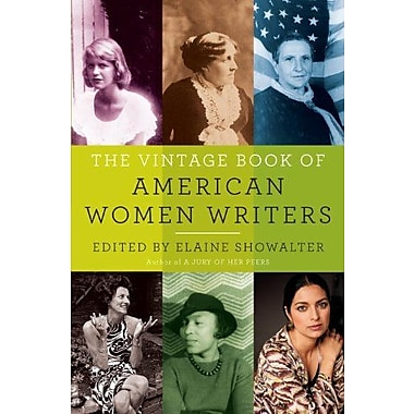 The Vintage Book of American Women Writers, Used Book (9781400034451)