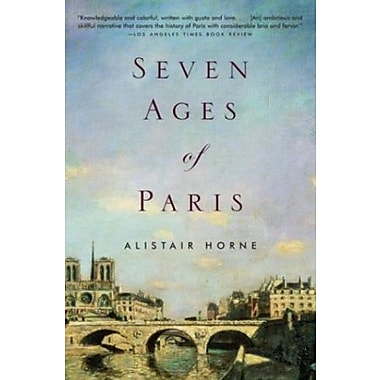 Seven Ages of Paris, New Book (9781400034468)