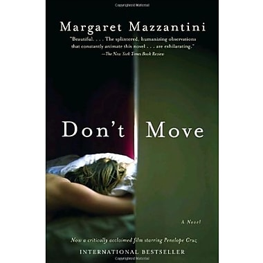 Don't Move, Used Book (9781400034666)