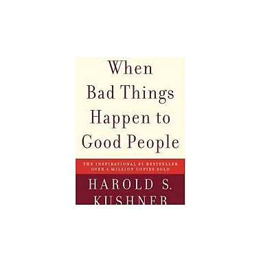 When Bad Things Happen to Good People, New Book (9781400034727)