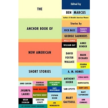 The Anchor Book of New American Short Stories, New Book (9781400034826)