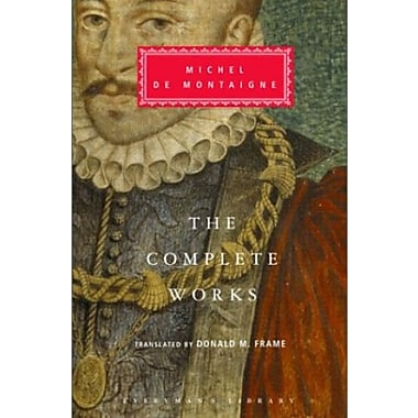 The Complete Works (Everyman's Library), New Book (9781400040216)