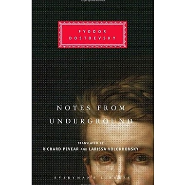 Notes from Underground, Used Book (9781400041916)