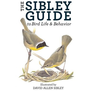 The Sibley Guide to Bird Life and Behavior, Used Book (9781400043866)