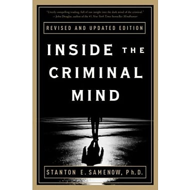 Inside the Criminal Mind: Revised and Updated Edition, New Book (9781400046195)