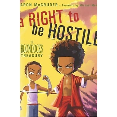 A Right to Be Hostile: The Boondocks Treasury, Used Book (9781400048571)