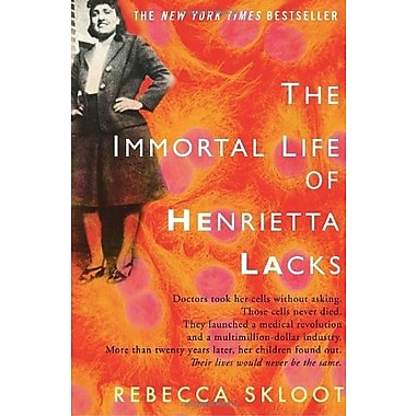 The Immortal Life of Henrietta Lacks (9781400052172)
