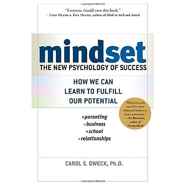 Mindset: The New Psychology of Success, New Book (9781400062751)