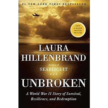 Unbroken: A World War II Story of Survival, Resilience, and Redemption, New Book (9781400064168)