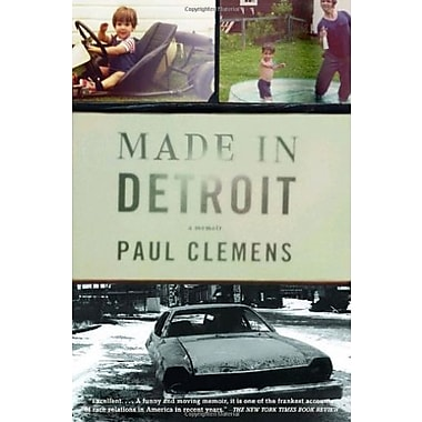 Made in Detroit, Used Book (9781400075966)