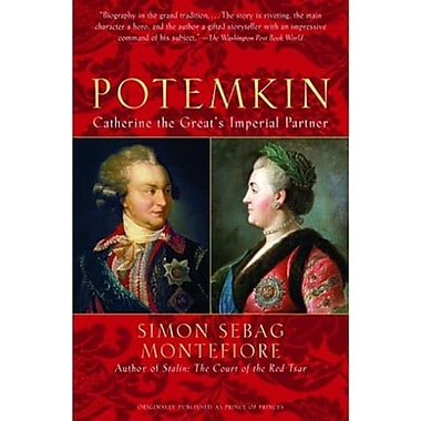 Potemkin: Catherine the Great's Imperial Partner, New Book (9781400077175)