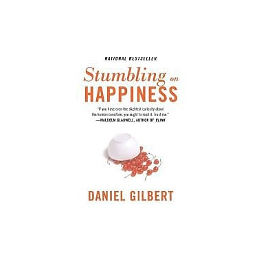 Stumbling on Happiness, New Book (9781400077427)