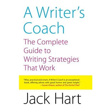 A Writer's Coach: The Complete Guide to Writing Strategies That Work, New Book (9781400078691)