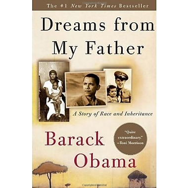 Dreams from My Father: A Story of Race and Inheritance (9781400082773)