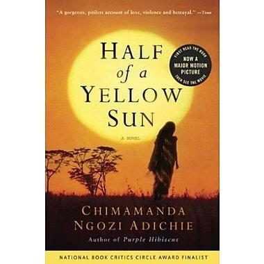 Half of a Yellow Sun, Used Book (9781400095209)