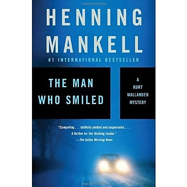 The Man Who Smiled: A Kurt Wallander Mystery, Used Book (9781400095834)