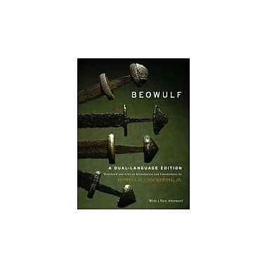 Beowulf: A Dual-Language Edition, New Book (9781400096220)