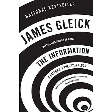 The Information: A History, A Theory, A Flood (9781400096237)