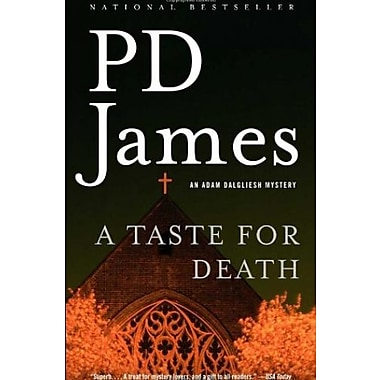 A Taste for DeathNo. 7), Used Book (9781400096473)