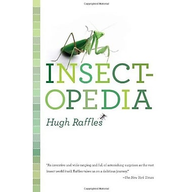 Insectopedia, Used Book (9781400096961)