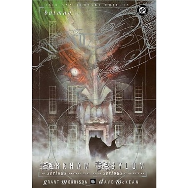Batman: Arkham Asylum - A Serious House on Serious Earth, 15th Anniversary Edition, Used Book (9781401204259)