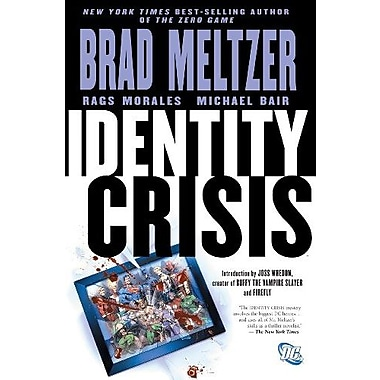 Identity Crisis, Used Book (9781401204587)