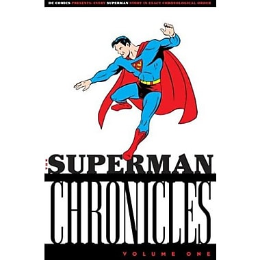Superman Chronicles, Vol. 1, New Book (9781401207649)