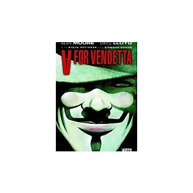 V for Vendetta, Used Book (9781401208417)