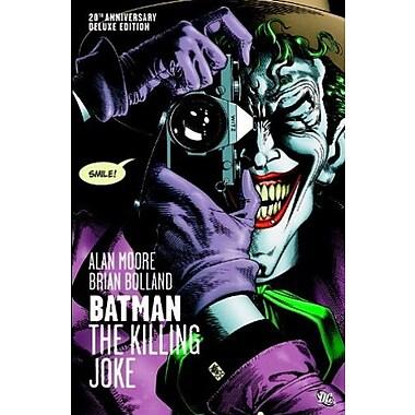 Batman: The Killing Joke, Deluxe Edition, New Book (9781401216672)