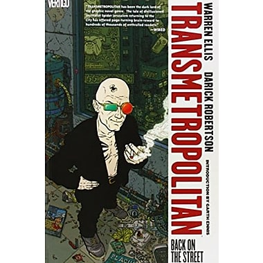 Transmetropolitan, Vol. 1: Back on the Street, Used Book (9781401220846)